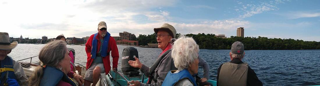 Encounter On Lake Mendota >> Blog Posts Friends Of The Lakeshore Nature Preserve